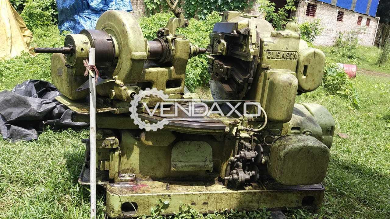 Gleason Bevel Gear Generator - 6 Module