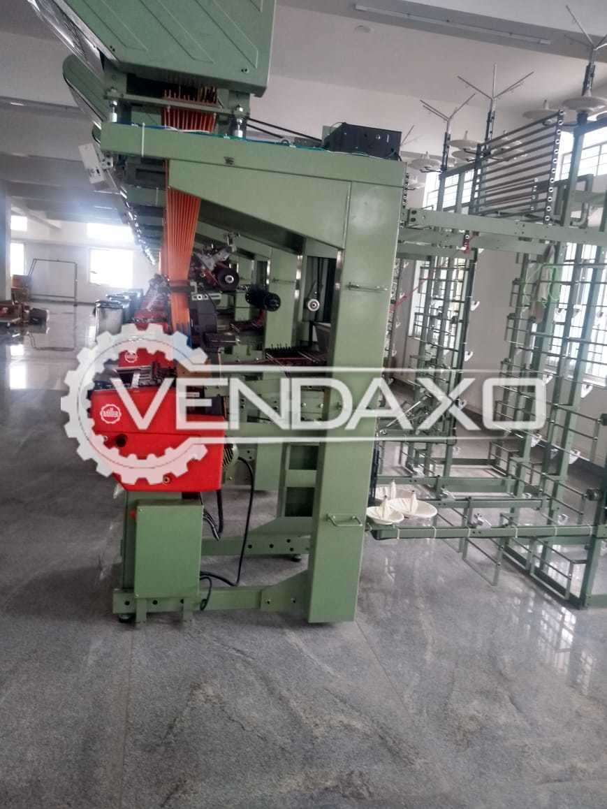 Complete Textile Machinery Plant - 2019 Model