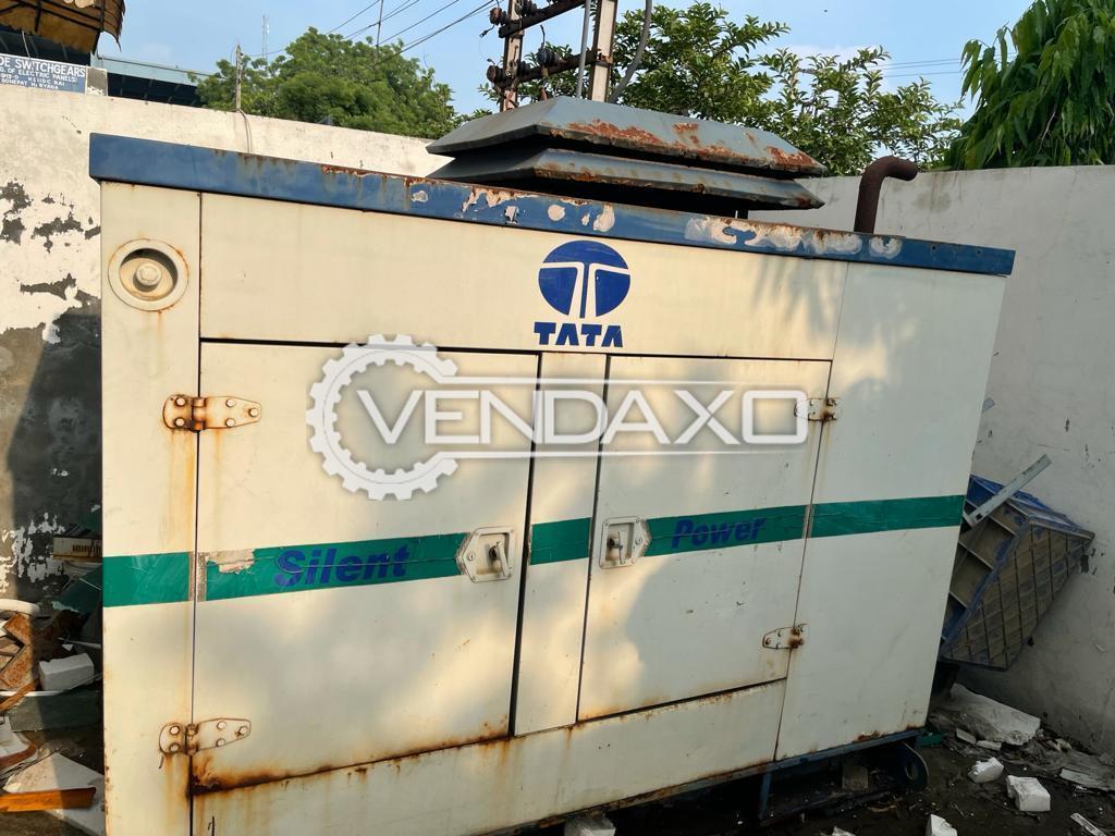 Tata 709 Diesel Generator - 35 Kva