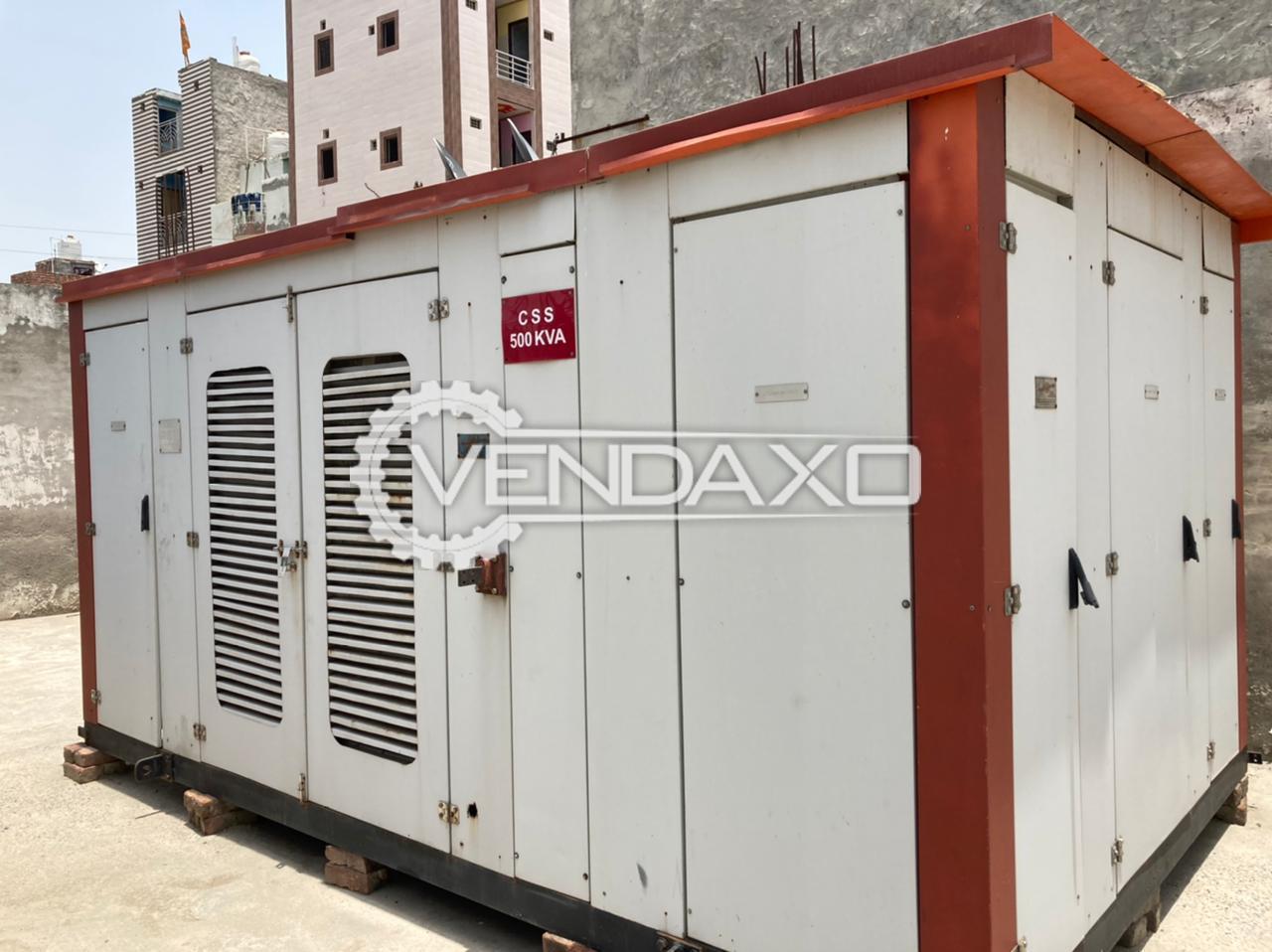 Sneh Raman Transformer - 500 Kva, 2019 Model With OLTC