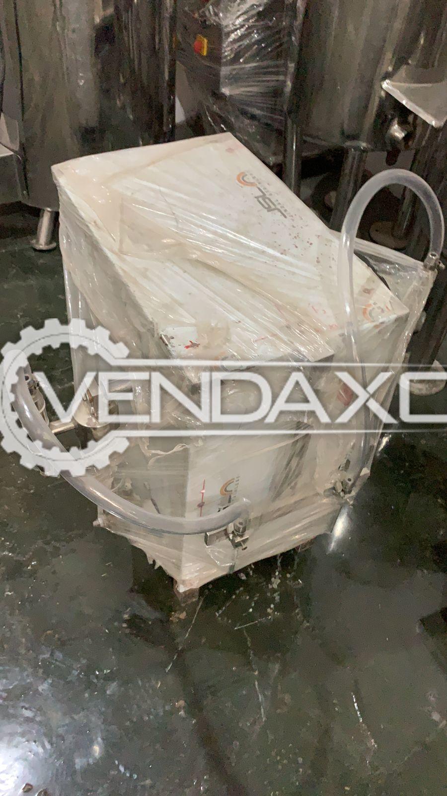 Liquid Filling Machine - 50 to 250 ML, 2021 Model
