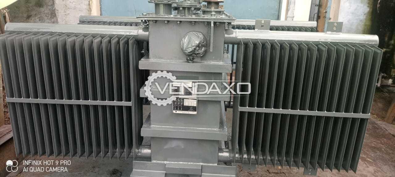 Kirloskar Transformer - 800 Kva, 2012 Model