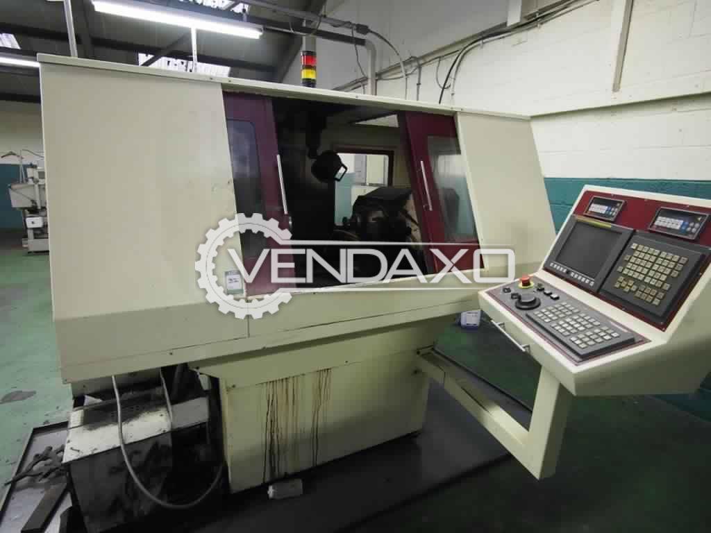 Danobat Overbeck-400 IRD CNC Internal Grinding Machine