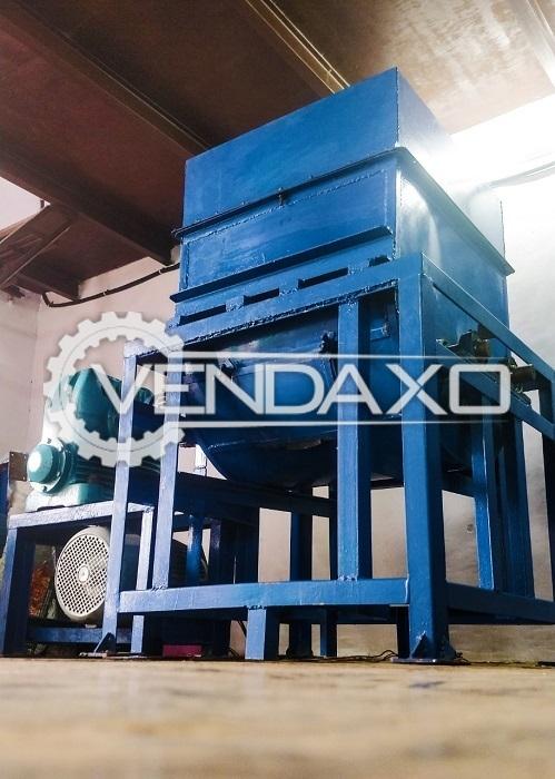 Indian Make Mixer - 250 KG Per Hour, 2021 Model