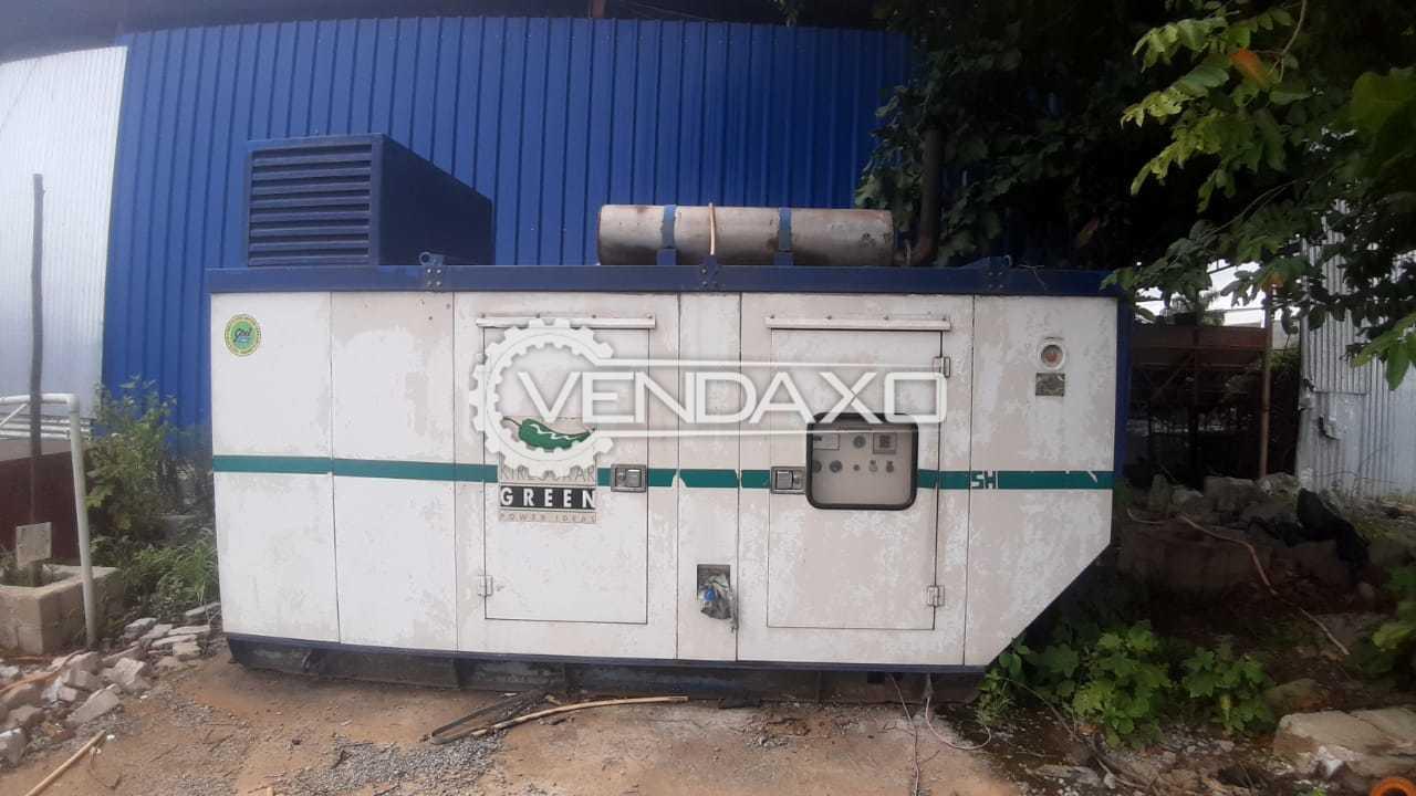 Kirloskar Diesel Generator - 100 Kva, 2008 Model