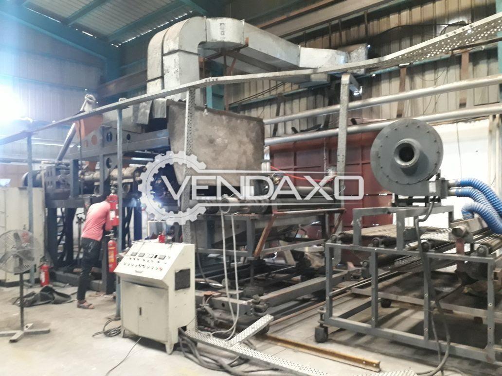 Coil Mat Extrusion Production Line