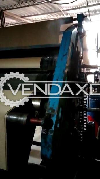 Neelkanth Corrugation Machine - 65 Inch, 2018 Model