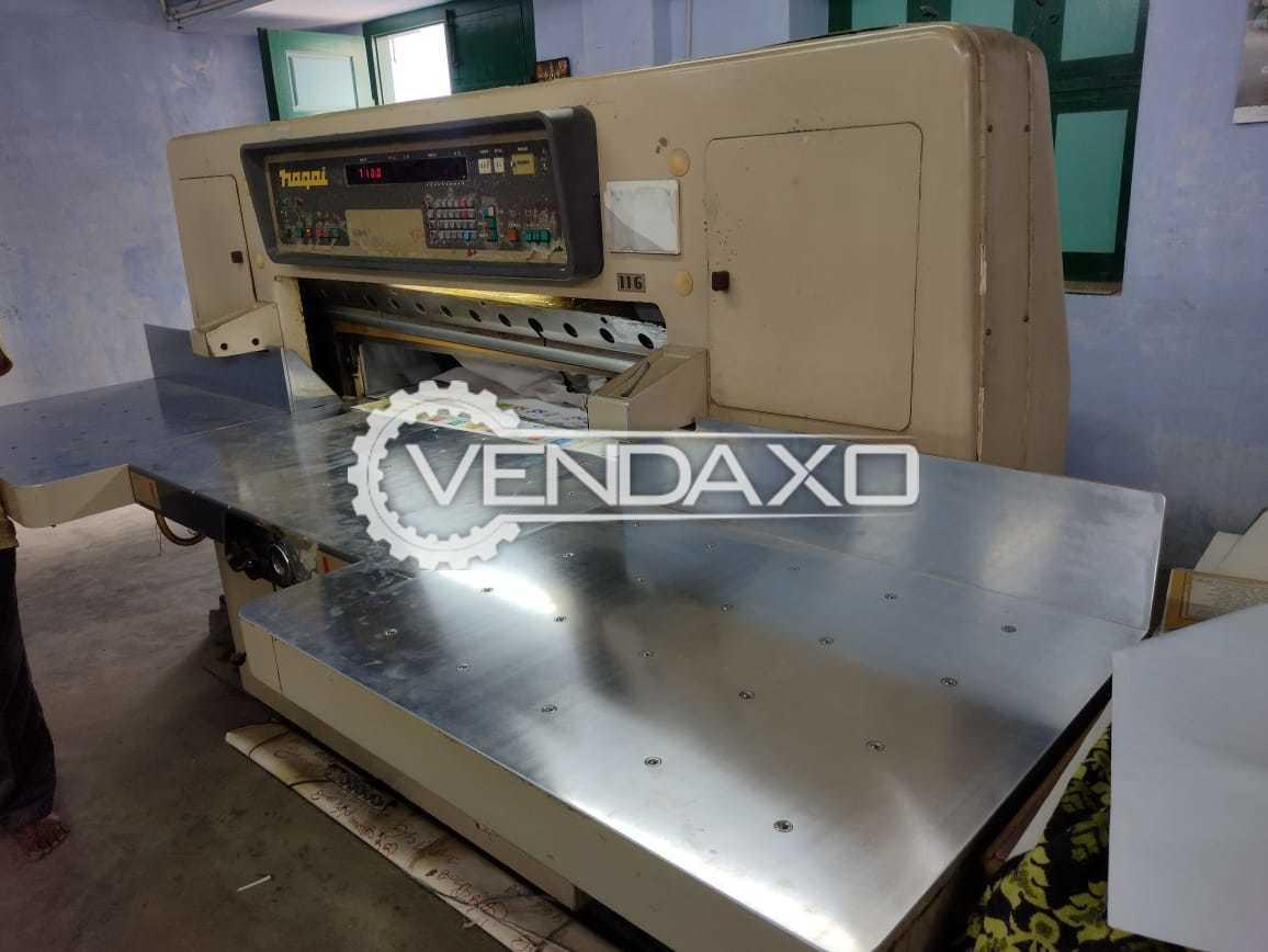 Nagai NCD-5 Paper Cutting Machine - 45 Inch