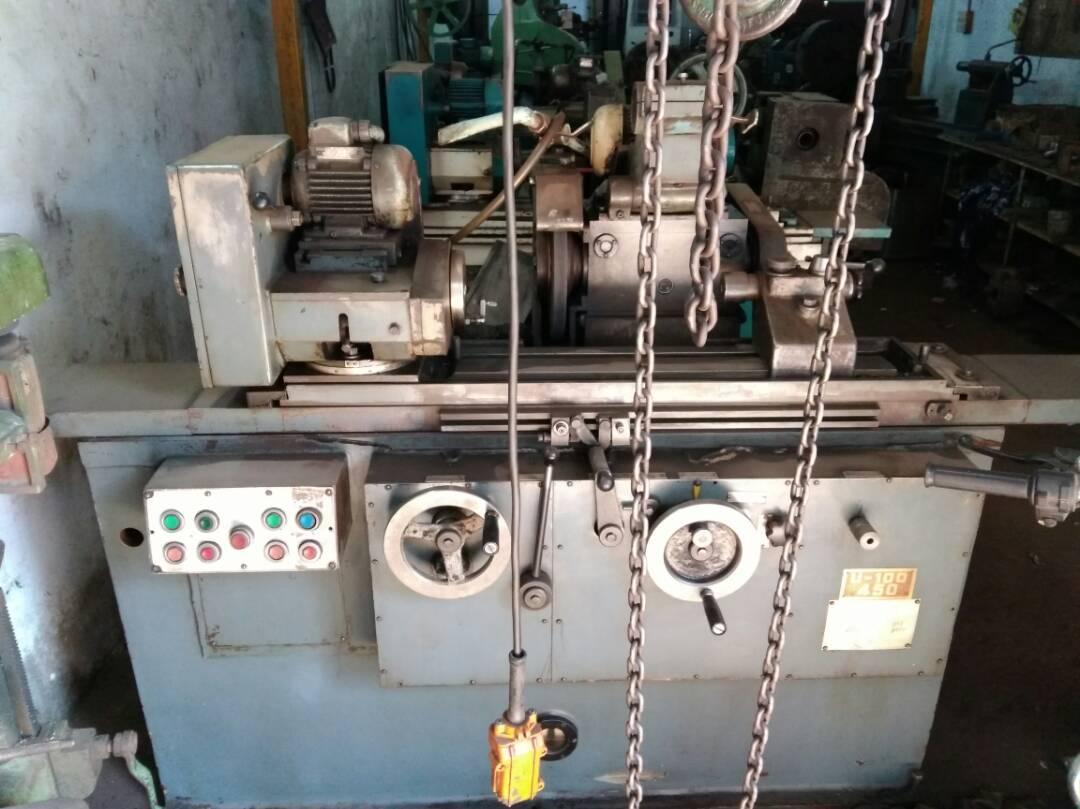 Cylindrical grinder 2