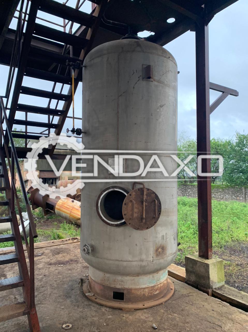 SS 316 Receiver - 5500 Liter