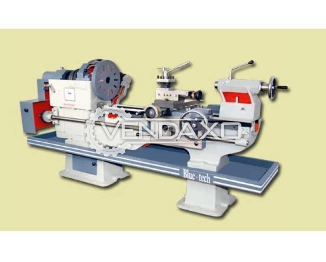 Blue Print Line Lathe Machine - 2013 Model