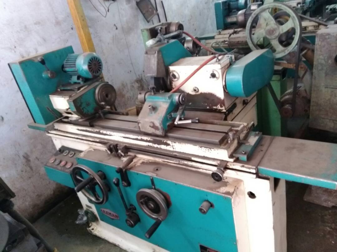 Hyd cylindrical grinder 1