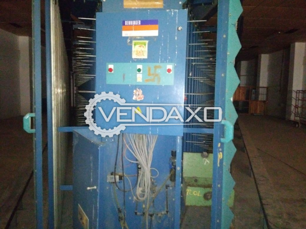 Beninzer Bendirect-1000 Direct Warping Machine