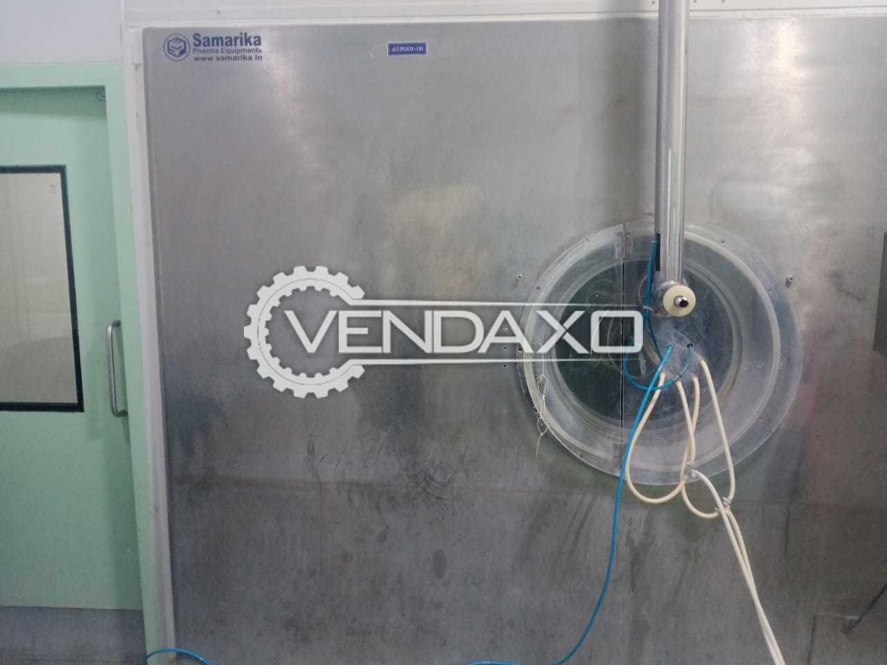 Samarika Auto Coater Machine - 60 Inch