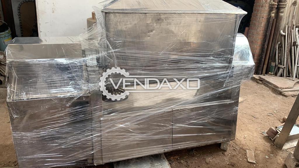 Indian Make Mass Mixer - 250 KG