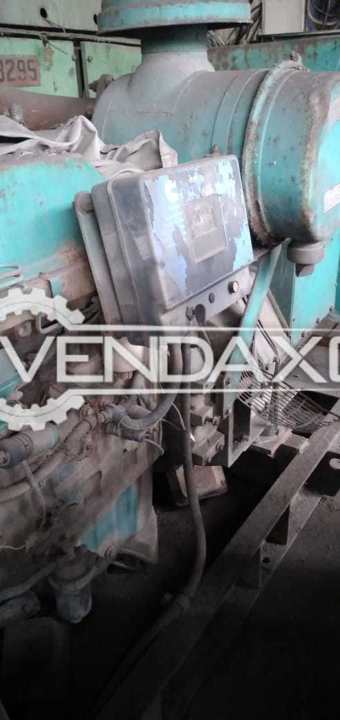 Cummins Diesel Generator Engine - 180 Kva, 2004 Model