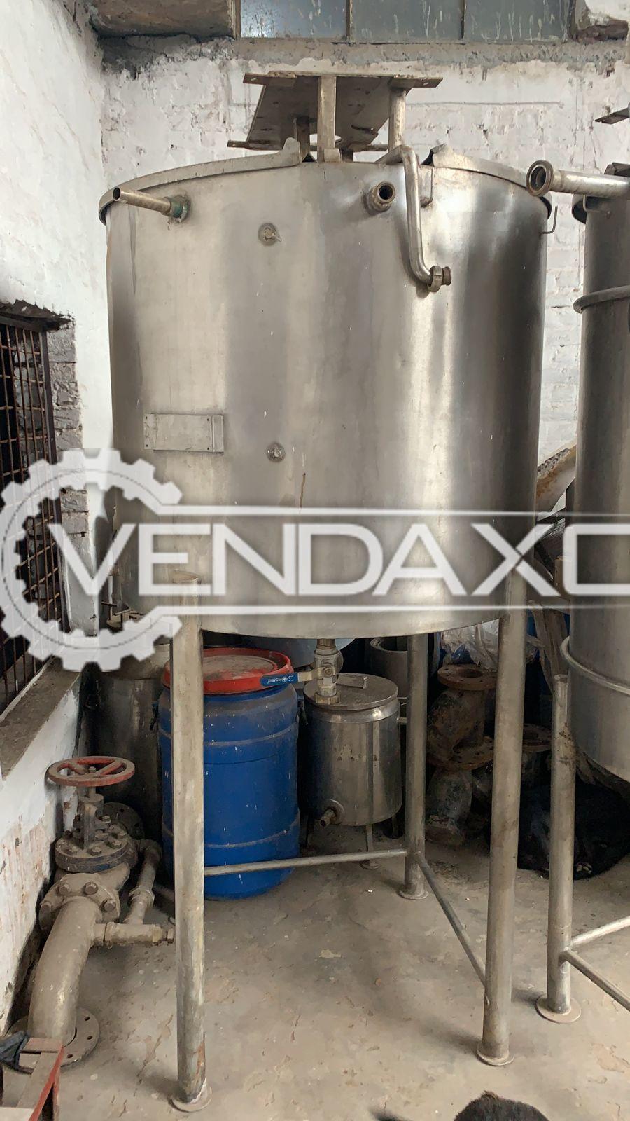 Liquid Mixer - 500 Liter