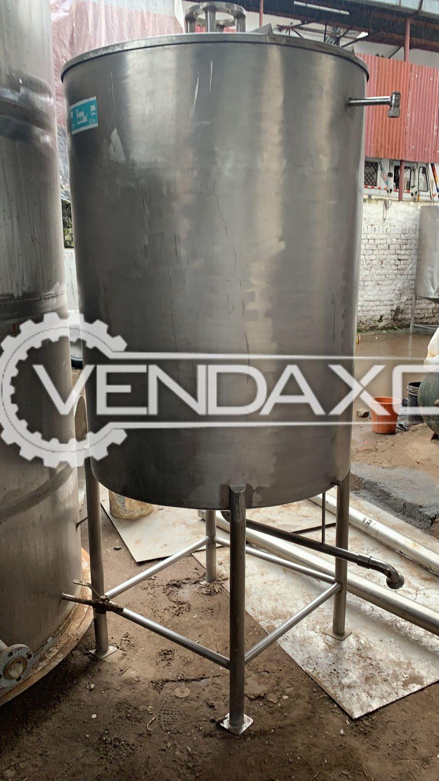 Liquid Mixer - 1000 Liter