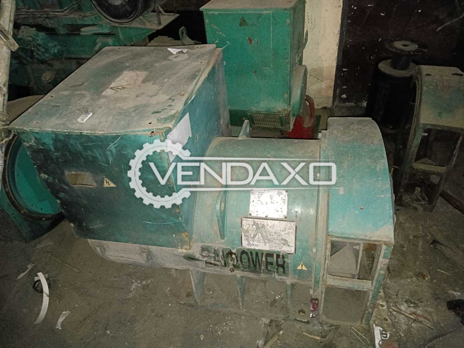 Newage Diesel Generator Engine - 250 Kva, 2004 Model