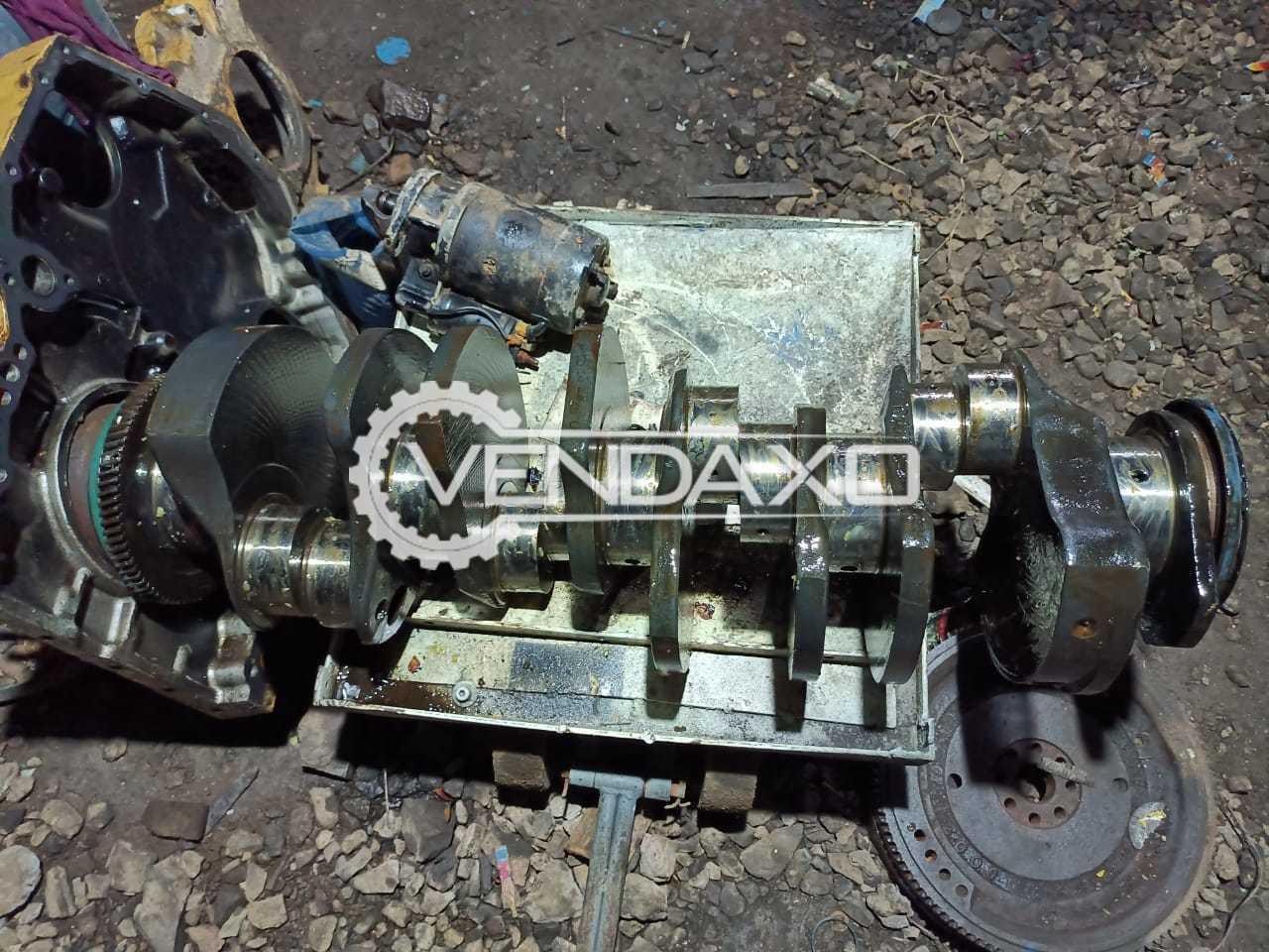 Caterpillar 3408 Diesel Generator Engine Crank - Standard