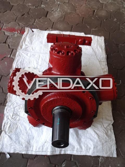 KAWASAKI STAFFA HMKC-200 T3 Motor - Hydraulic