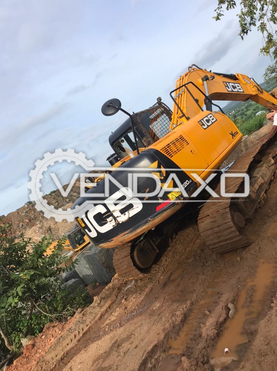 JCB 220LC Xtra Excavators - 170 HP, 2019 Model