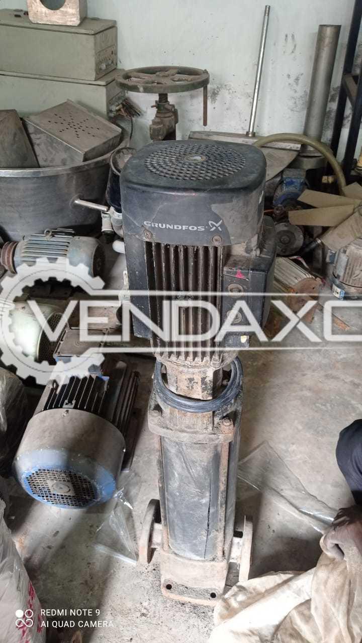 Grundfos Pumps - Motor - 3 HP