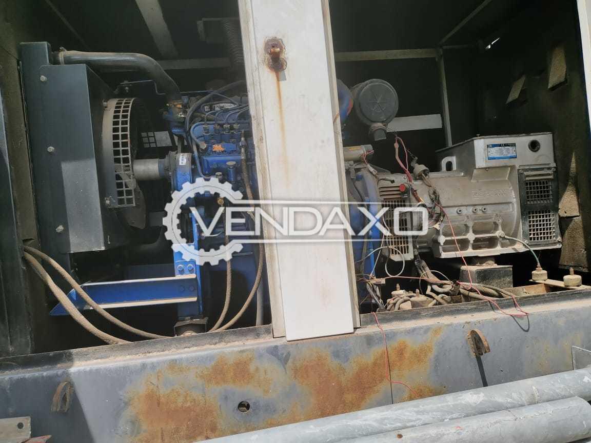 Mahindra Diesel Generator Engine - 30 Kva, 2007 Model