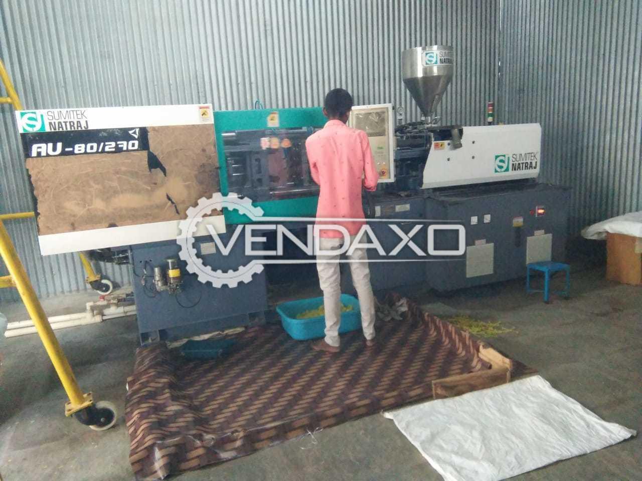 Natraj Injection Moulding, Bubble Cap Moulding, Grinder, Air Compressor, Cooling Tower Machinery