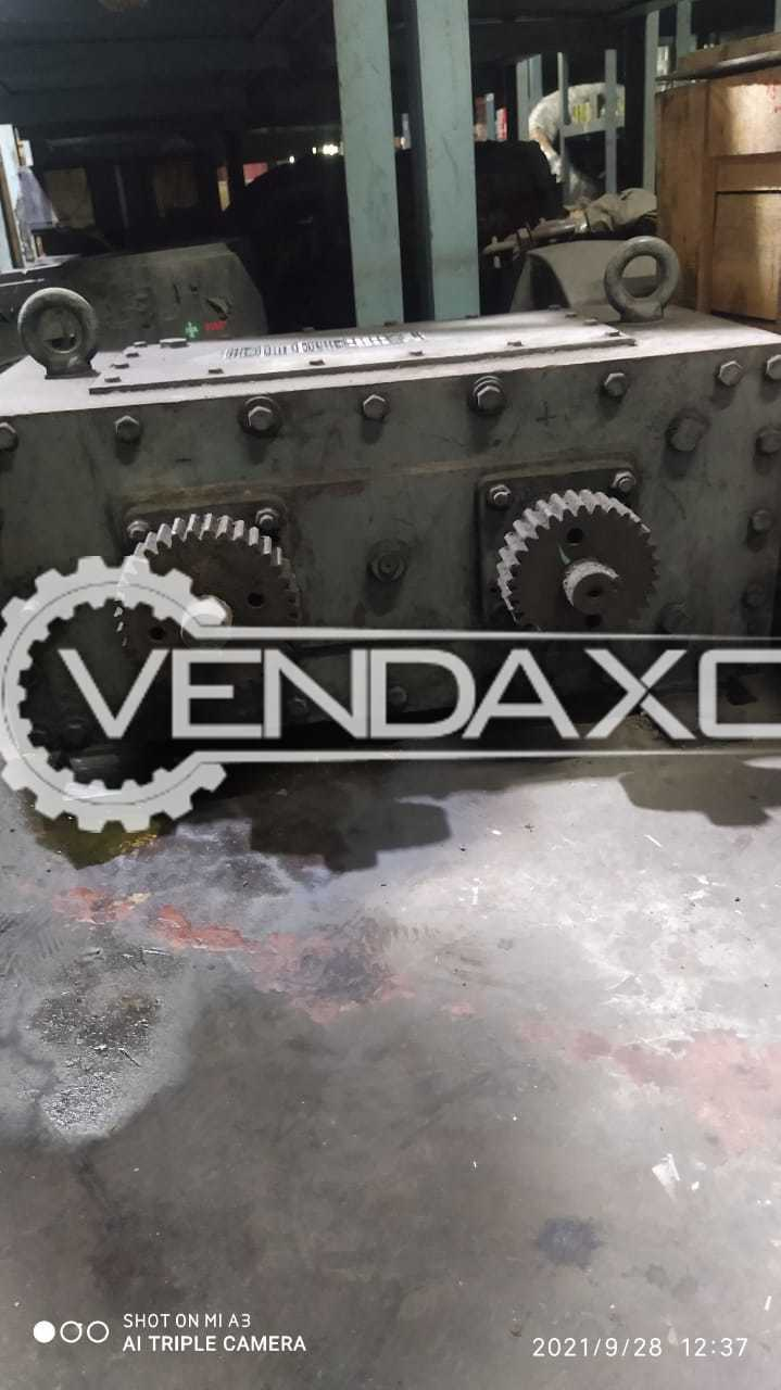PIV Gear Box - 2015 Model