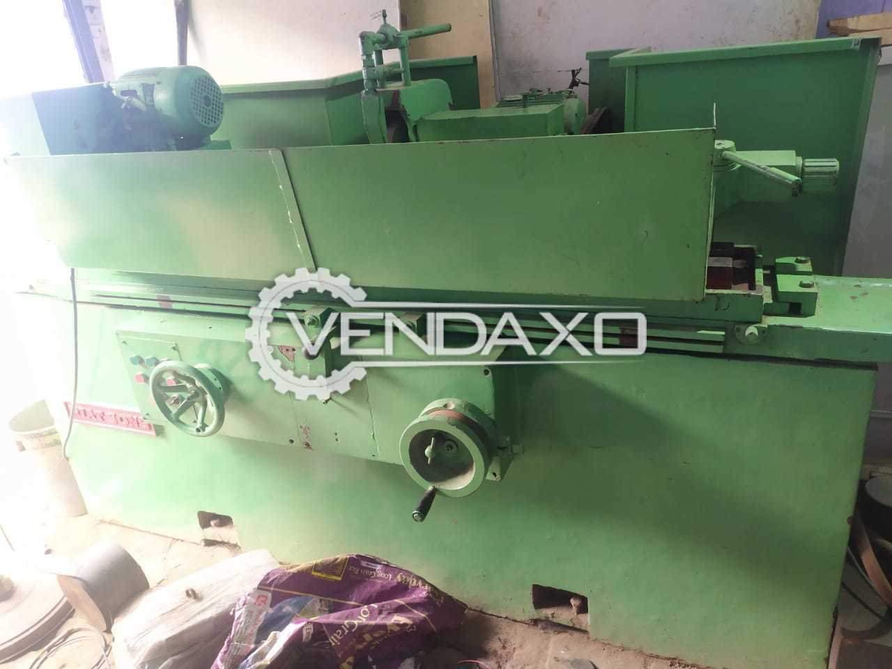 Riatsons Cylindrical Grinding Machine - 1000 x 250 mm