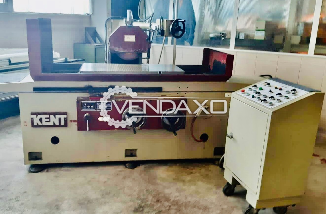 Kent Surface Grinding Machine - Table Size - 1000 x 500 mm