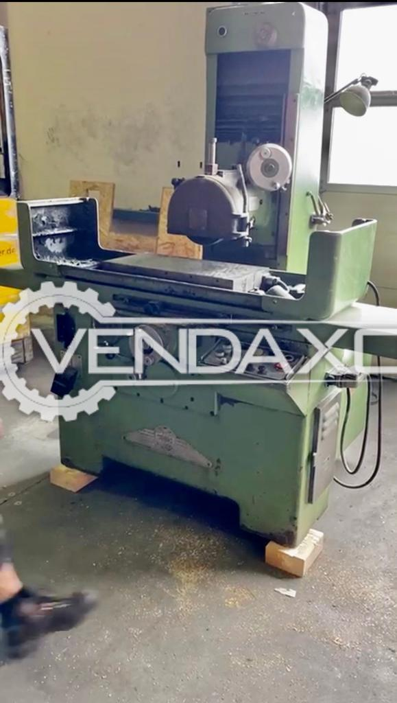 ELB Surface Grinding Machine - Table Size - 600 x 300 mm