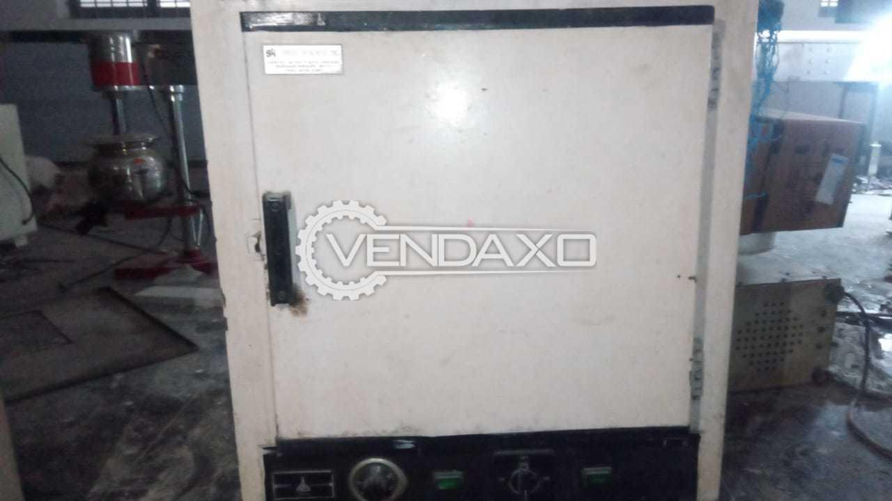 Servimec Hot Air Oven - 2012 Model