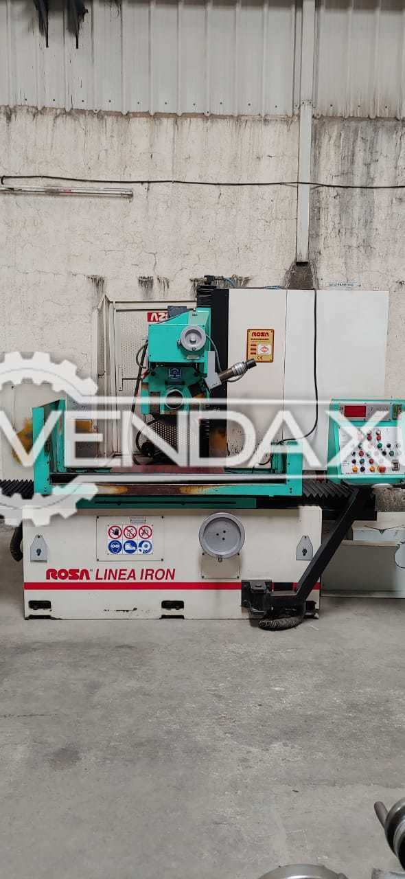 Rosa Linea Iron Surface Grinding Machine - 800 x 500 mm