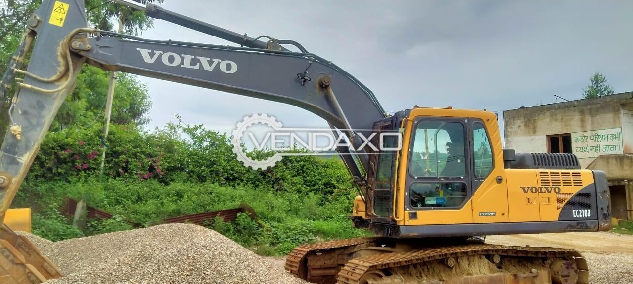 Volvo EC-210B Excavator - 165 HP, 2017 Model