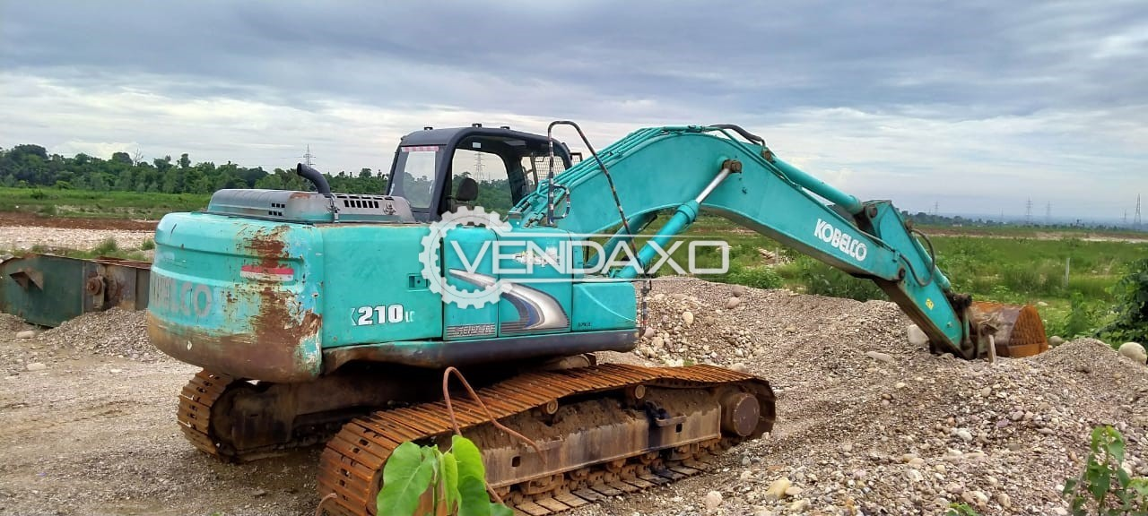 Kobelco SK210LC-8 Excavator - 158 HP, 2012 Model