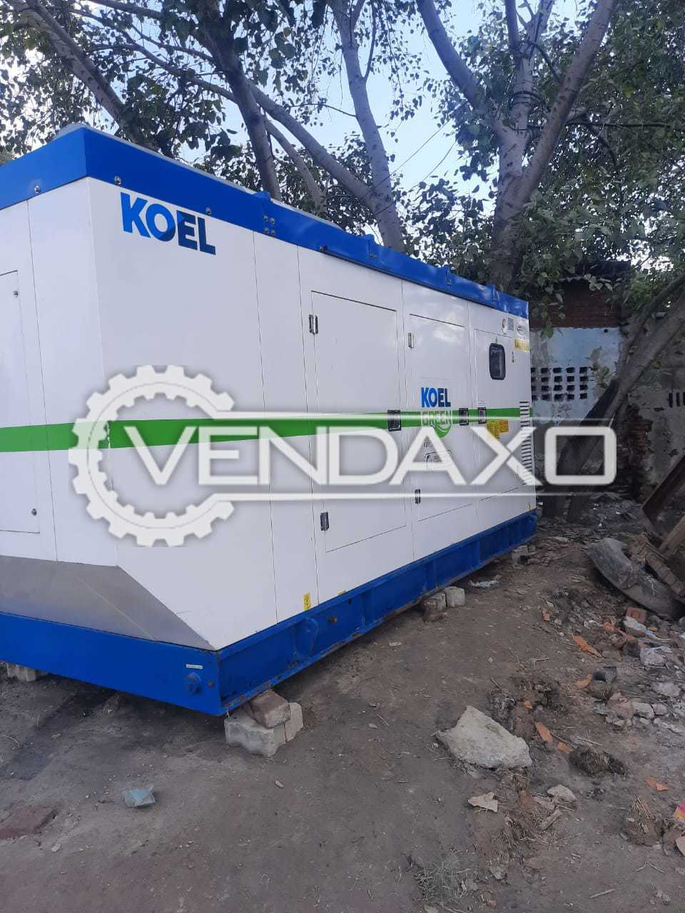 Koel Kirloskar Diesel Generator - 200 Kva, 2018 Model