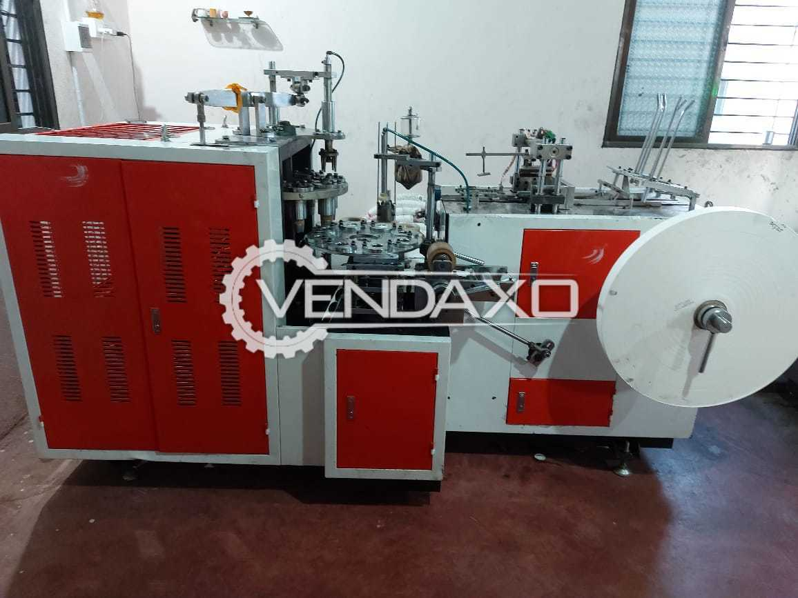 Paper Cup Making Machine - Mould - 65 ML