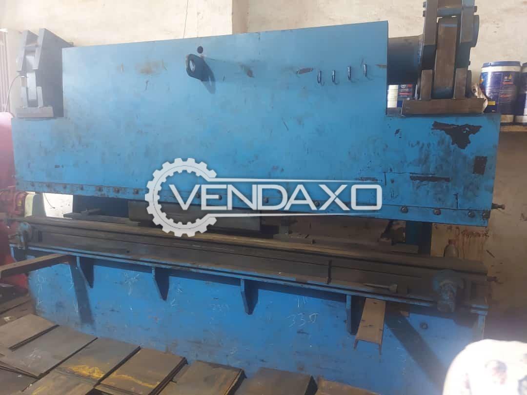 Rajkot Make Press Brake - 3100 x 8 mm