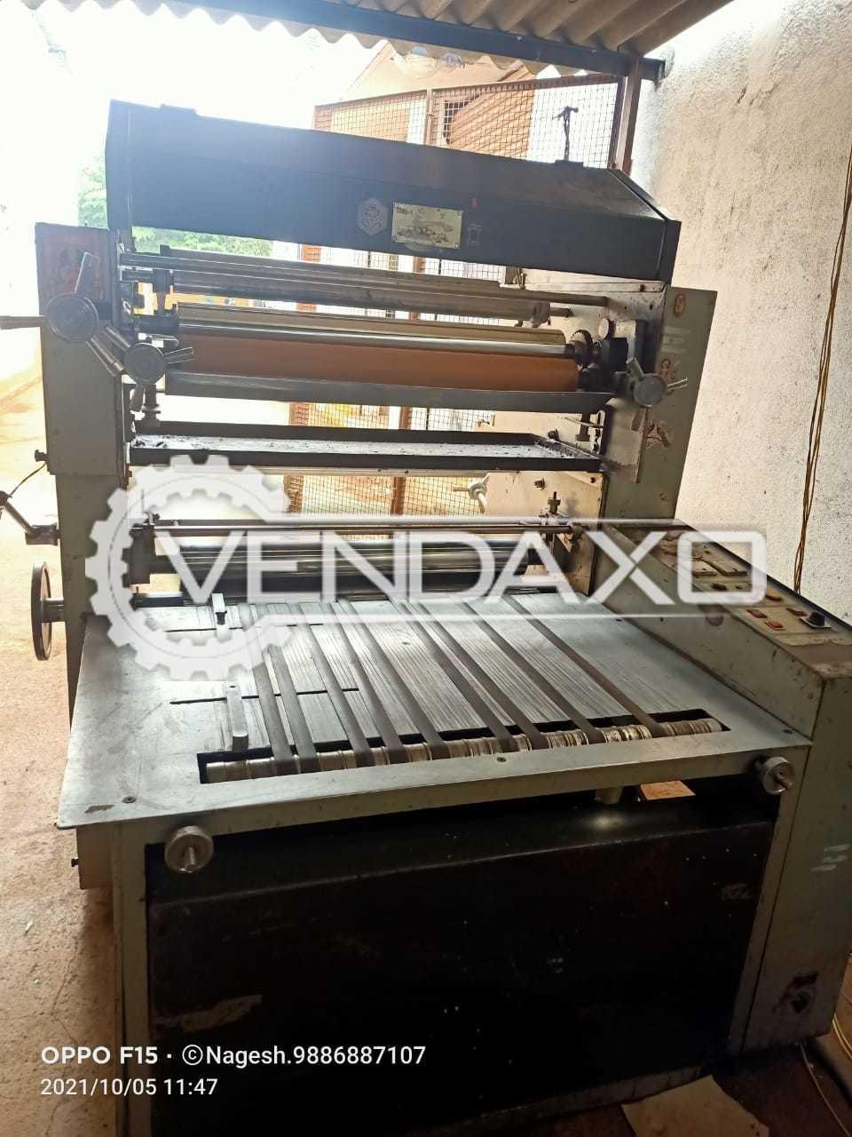 Hytek Laminate Machine - 36 Inch