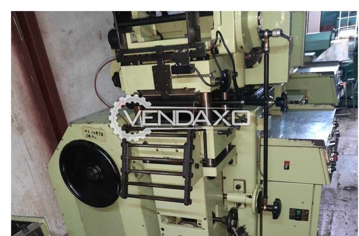 ONDA Label Printing Machine - 180 mm, 4 Color