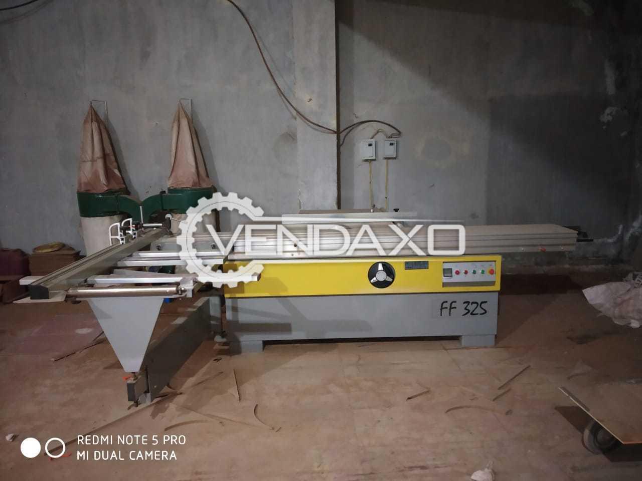 Veuromac FF 325 Panelsaw Machine - Length - 2400 mm, 2019 Model