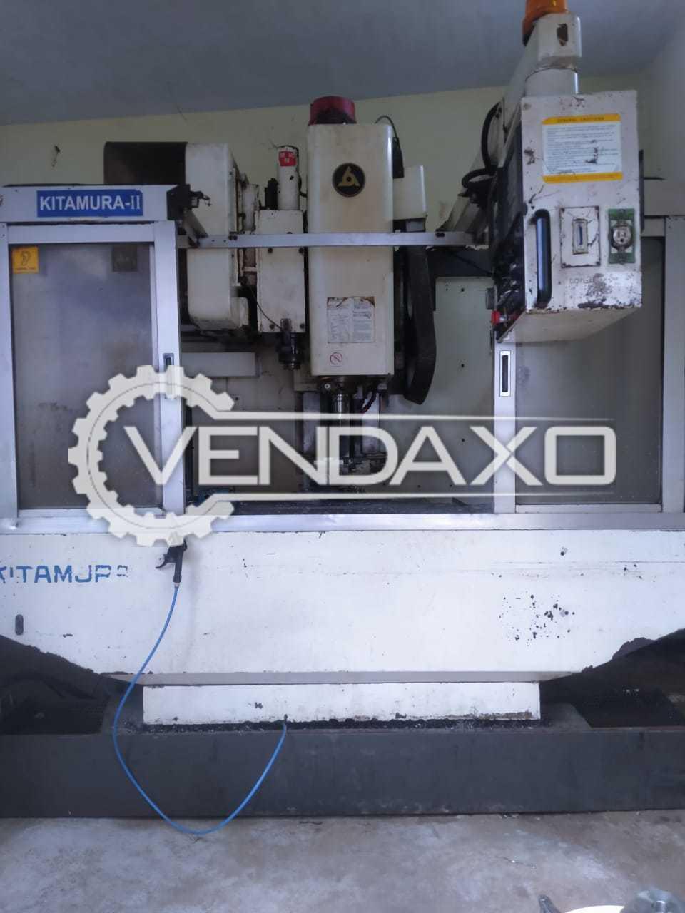 Kitamura CNC Turning Center - 900 x 500 x 500 mm