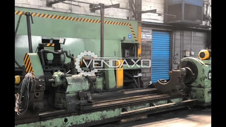Waldrich Coburg Cylindrical Grinder Machine - 4250 x 1100 mm