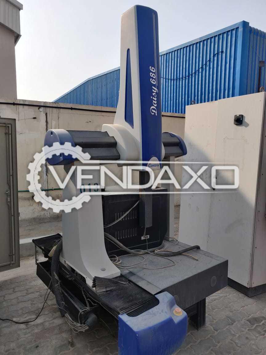 China Daisy 686 Coordinate Measuring Machine CMM - 600 x 800 x 600 mm