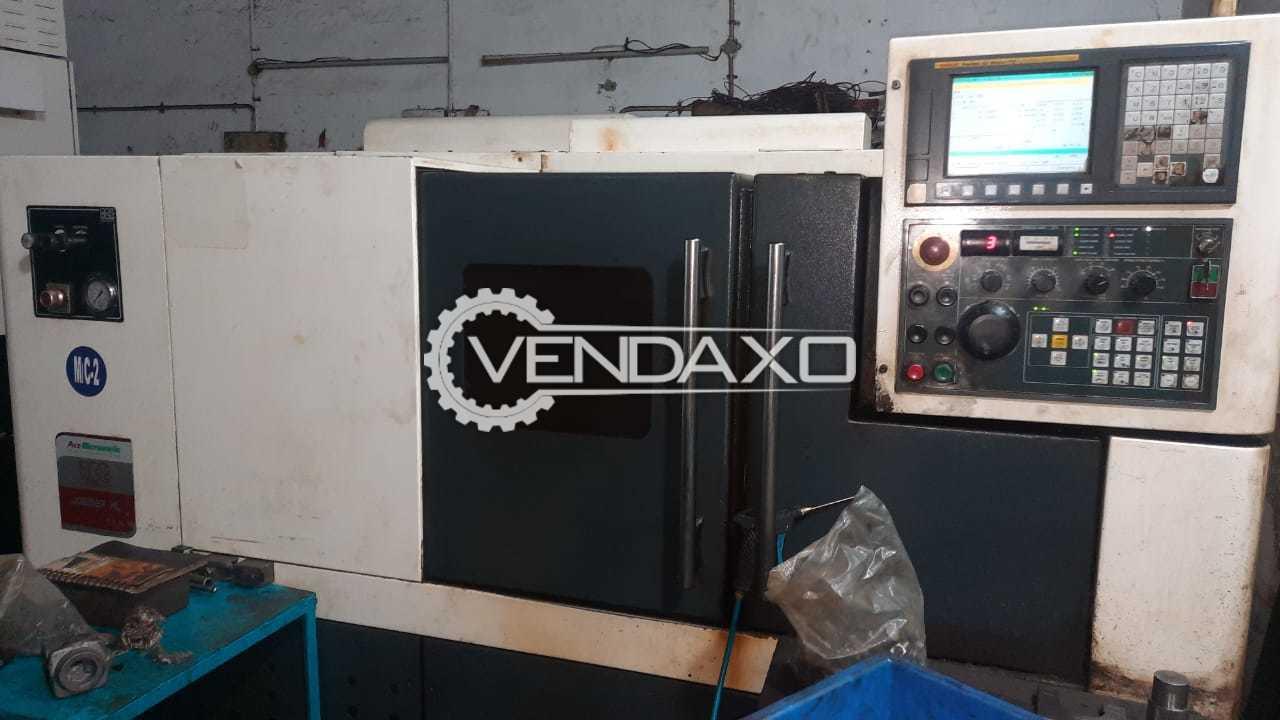 ACE Jobber XL CNC Turning Center - Max.Turning Diameter - 320 mm