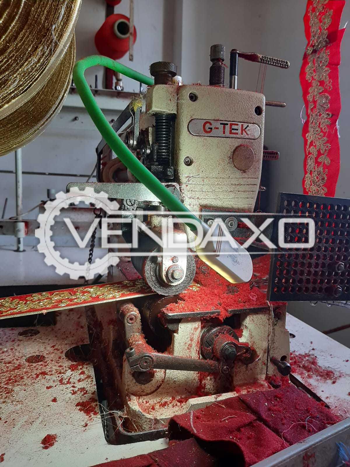 G-TEK Sewing Machine - 23 Needle