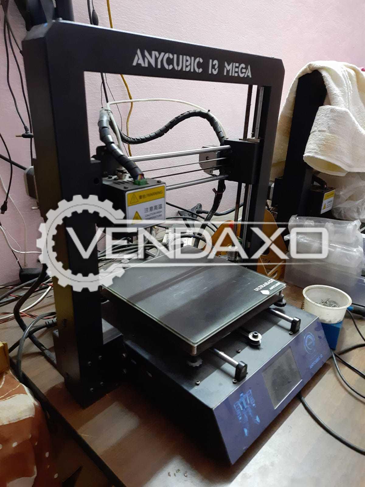 Anycubic I3 3D Printer Machine - 2018 Model
