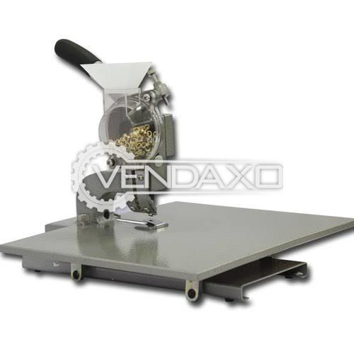 Creasing & Eyelet Machine - 2021 Model